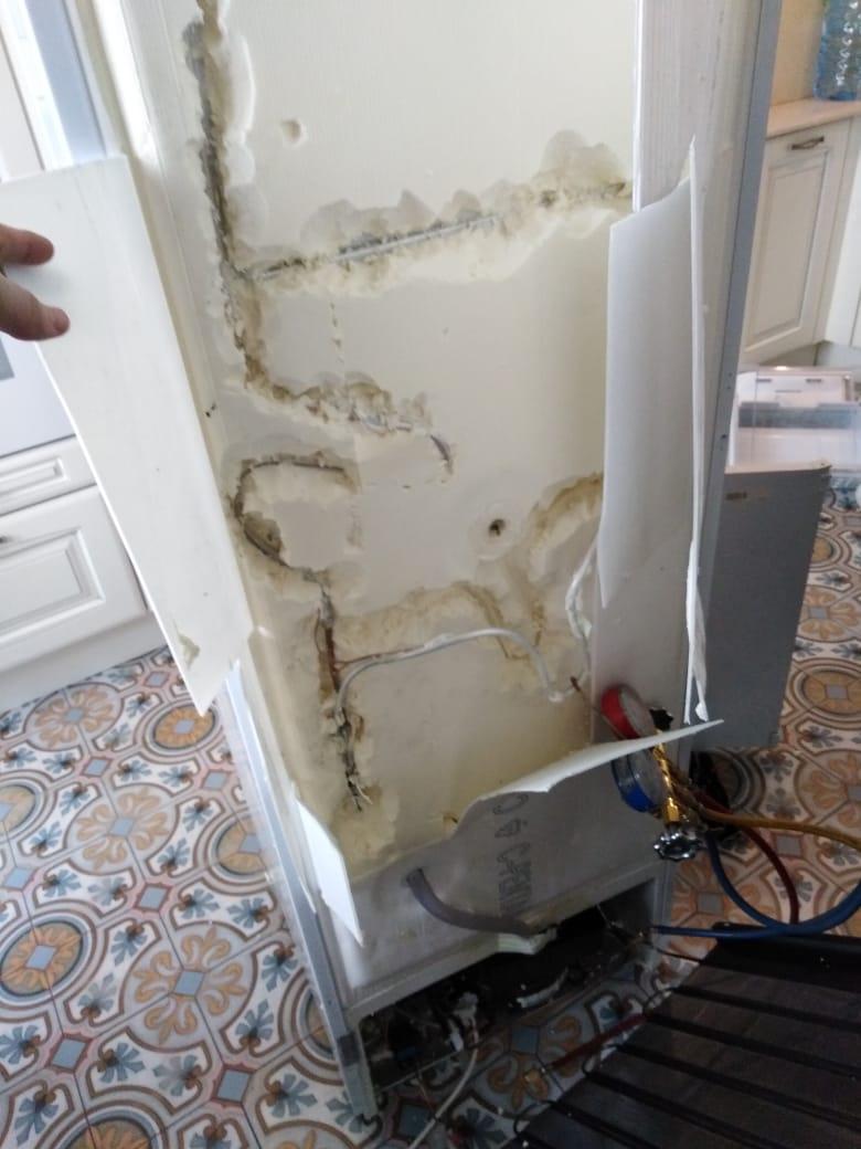 ремонт холодильников город Пушкино